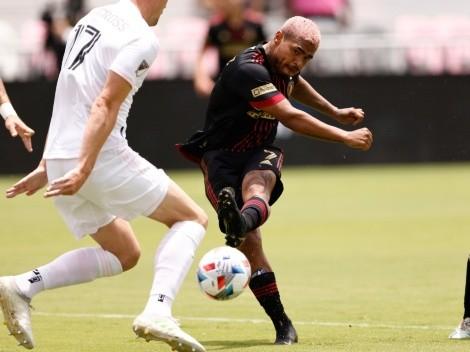 Josef Martínez listo para volver a ser titular en el Atlanta United, según su entrenador
