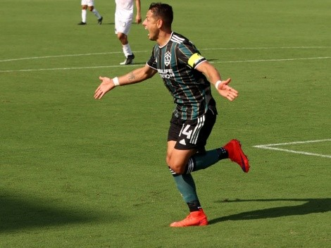 ¿Volverá Chicharito Hernández este fin de semana en Los Angeles Galaxy?