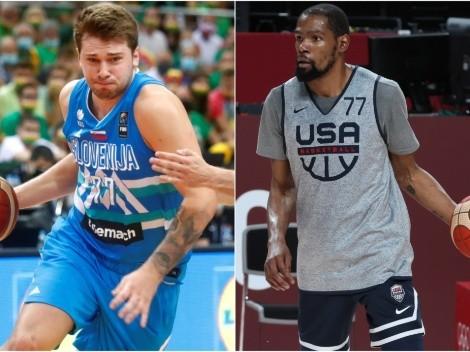 Las estrellas NBA que competirán en Tokio 2020