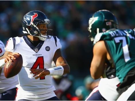 Philadelphia Eagles lead the race for… Deshaun Watson