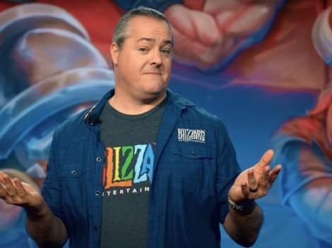 El presidente de Blizzard responde a las acusaciones contra la empresa