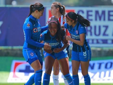 El Femenil deja escapar el triunfo y empata con las Chivas