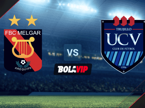EN VIVO: Melgar vs. César Vallejo por la Liga 1