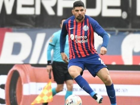 Ortigoza fue el que más pases completó y pelotas recuperó ante Central Córdoba