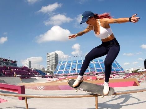"""Em carta endereçada ao pai, Letícia Bufoni relembra desafios e pontua: """"Ainda falta superar o do reconhecimento do skate feminino"""""""