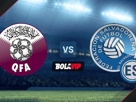 ◉ EN VIVO | Qatar vs. El Salvador por los cuartos de final de la Copa Oro 2021 | Horario y canal de TV | HOY | MINUTO A MINUTO