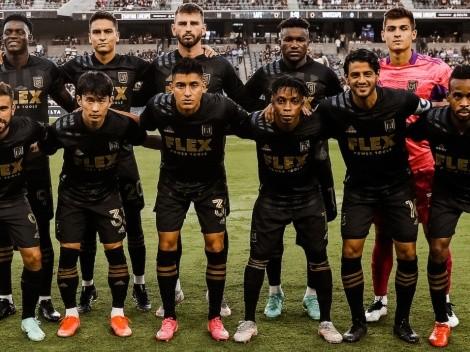 Los Angeles FC empató ante Vancouver Whitecaps con gol de Carlos Vela