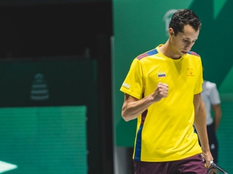 Paso a paso: Daniel Galán avanza a segunda ronda del torneo de tenis de Tokio 2020