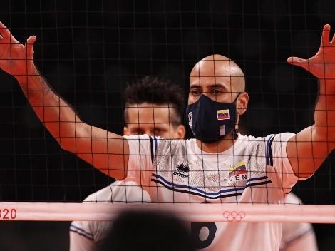 VER HOY EN VIVO   Venezuela vs. Irán en vóleibol por los Juegos Olímpicos de Tokio 2020: hora y TV para seguir EN DIRECTO