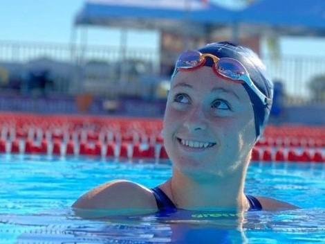 VER EN VIVO | Nicole Frank, de Uruguay, debuta en natación por los Juegos Olímpicos de Tokio 2020: día, hora y TV para seguir EN DIRECTO