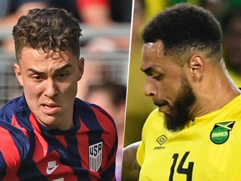 Cómo ver Estados Unidos vs Jamaica EN VIVO por los cuartos de final de la Copa Oro 2021