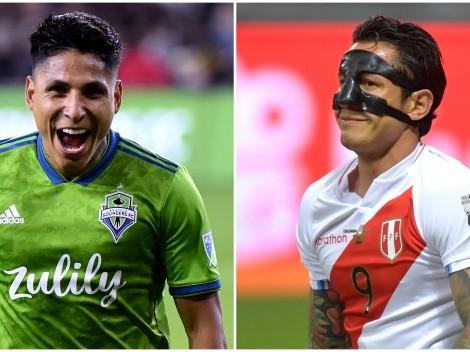 Más caro que Gianluca Lapadula, Raúl Ruidíaz es el peruano mejor cotizado en el extranjero