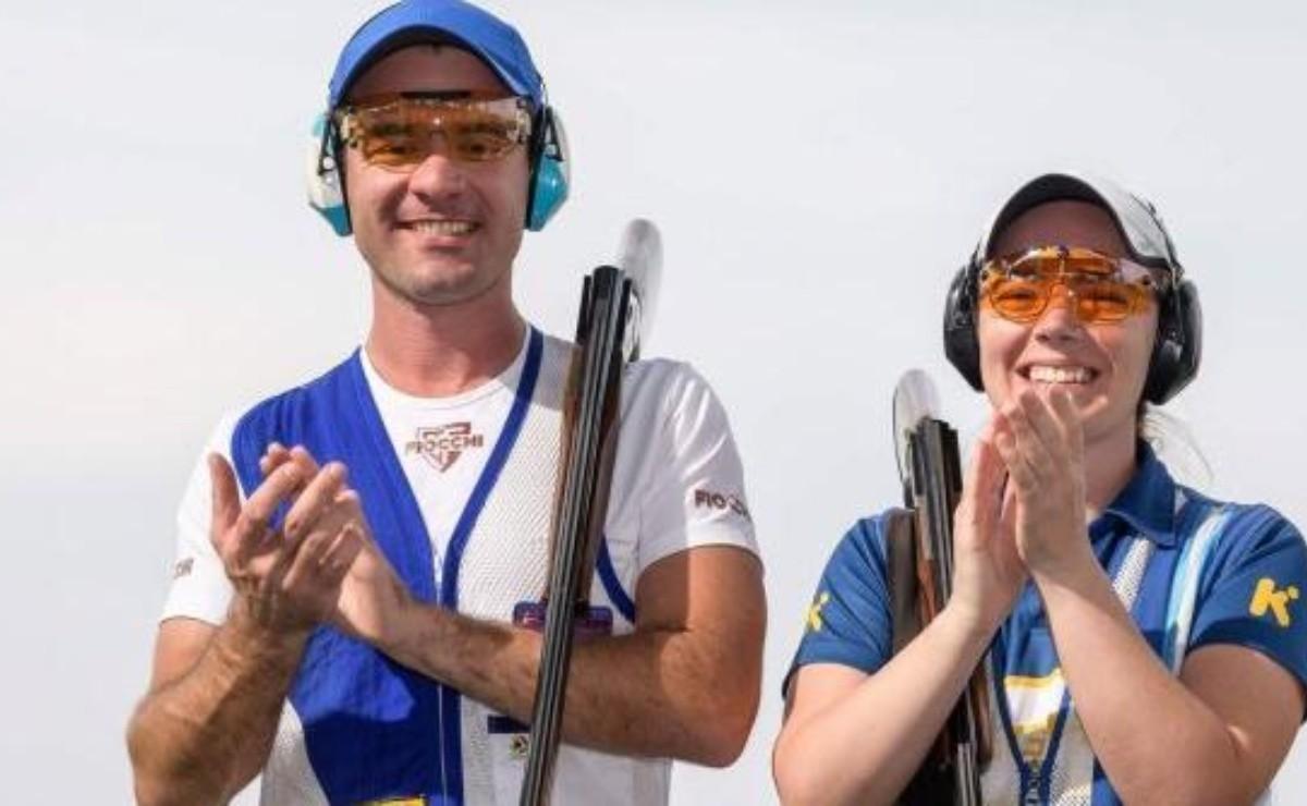Tokio 2020: Federico y Melisa compiten en skeet masculino y femenino de los  Juegos Olímpicos   Horario y canal de TV para ver EN VIVO   Akara Shooting    Argentina