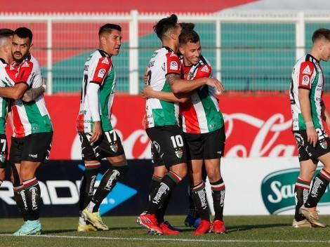 Palestino vuelve a los triunfos en el fútbol chileno