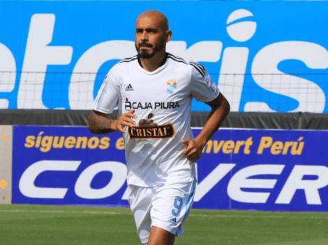 """Sporting Cristal: """"Estamos esperando el instinto goleador de Marcos Riquelme, tiene calidad"""""""