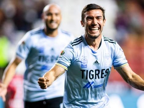 Tigres pisó fuerte y venció a Tijuana en el debut oficial de Miguel Herrera