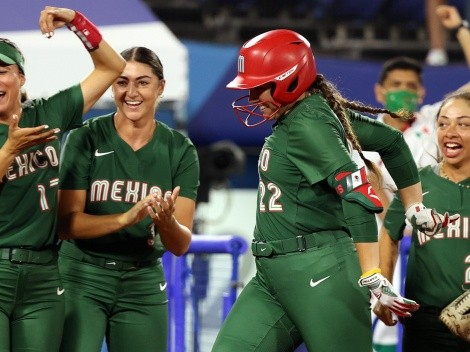 ¿A qué hora juega México vs. Australia por sóftbol femenil en los Juegos Olímpicos?