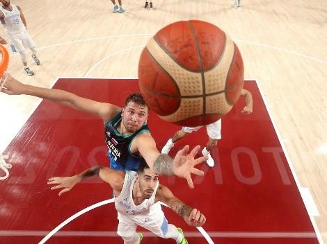 Luka Doncic aplastó a Argentina en su debut olímpico