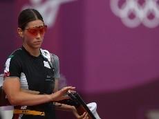 Gabriela Rodríguez no logró ingresar a la final de tiro Skeet