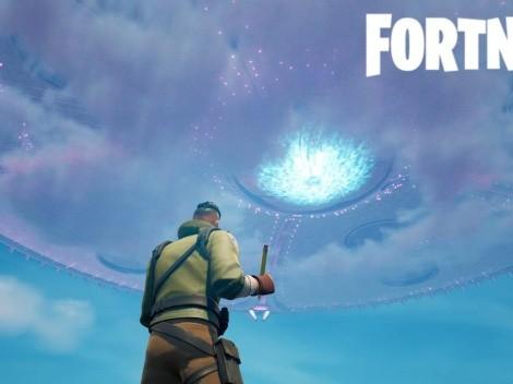 Se filtran las primeras imágenes del evento de final de temporada en Fortnite