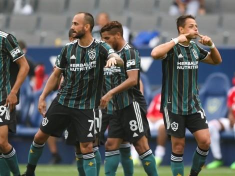 La pésima campaña de Los Angeles Galaxy sin Chicharito Hernández en MLS 2021