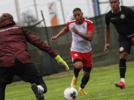Universitario cayó 'goleado por 4-0' ante FBC Melgar en partido amistoso