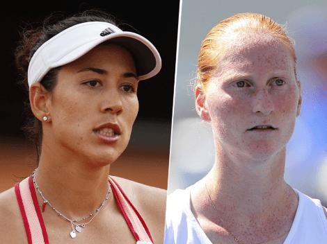 Tenis individual: cómo ver Garbiñe Muguruza vs. Alison Van Uytvanck por los Juegos Olímpicos Tokio 2020