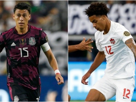 Mexico vs Canada: Date, time and TV Channel for Concacaf Gold Cup 2021 semifinals