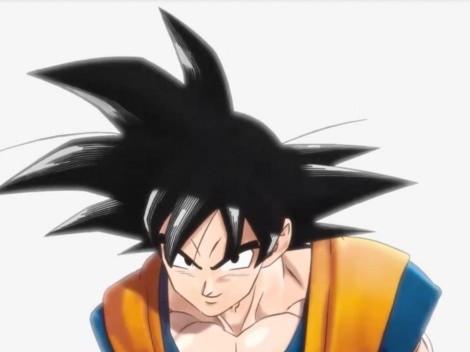 Dragon Ball Super: Super Hero muestra cómo lucirá Goku