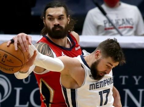 Pelicans y Grizzlies con el primer gran traspaso del año en la NBA
