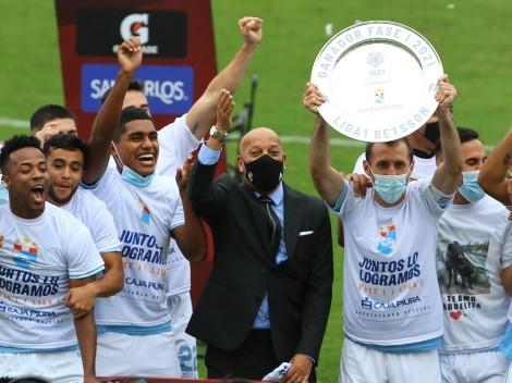 Sporting Cristal y la importante estadística que lo respalda de cara a la final de la Copa Bicentenario