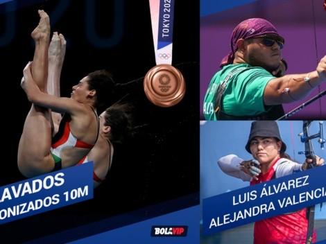 ¿Cuántas medallas tiene México en los Juegos Olímpicos de Tokio 2020?