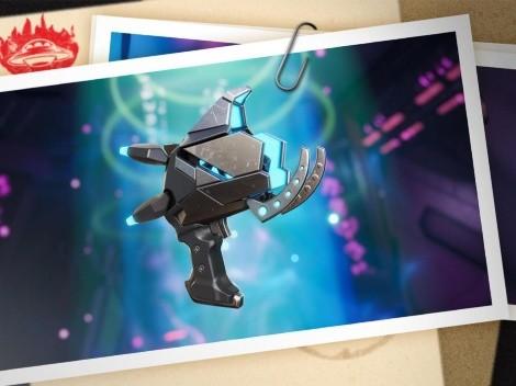 Fortnite introduce el Cañón de Plasma como nueva arma en su actualización