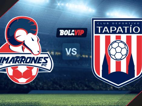 Cómo VER Cimarrones de Sonora vs. Deportivo Tapatío   TV y Hora para mirar EN VIVO el partido por la Liga BBVA Expansión MX