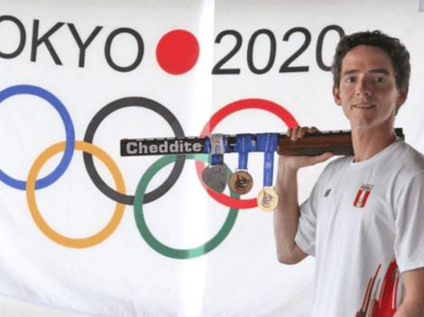 """Alessandro de Souza previa participación en 'Tokio 2020': """"Soy muy hincha de Alianza Lima"""""""