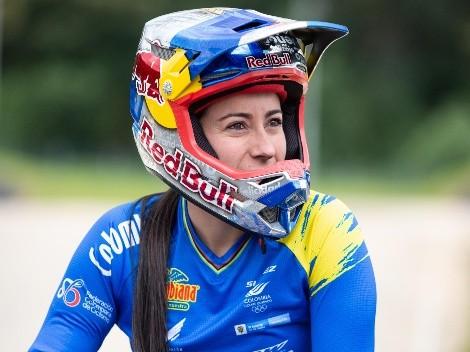 Agárrense fuerte: la 'Reina del BMX' ya llegó a su trono en Tokio 2020