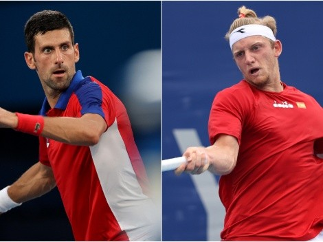 Novak Djokovic vs Alejandro Davidovich: Predictions, odds and how to watch men's tennis at Tokyo 2020 Olympic Games in the US