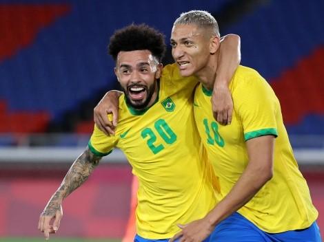 Qué canal transmite Arabia Saudita vs. Brasil por los Juegos Olímpicos de Tokio 2020