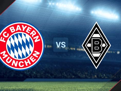 Bayern Munich vs. Borussia Monchengladbach por un amistoso: hora y TV para ver el partido EN VIVO