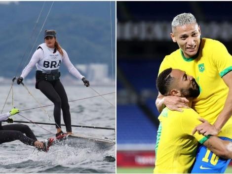 Brasil no campo, nas quadras e nas águas: confira a programação das Olimpíadas nesta quarta-feira (28)