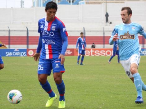 Alineaciones confirmadas para la gran final entre Sporting Cristal y Carlos A. Mannucci