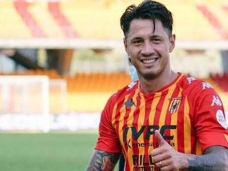 Más claro: gerente deportivo del Benevento habló de las ofertas por Ginaluca Lapadula