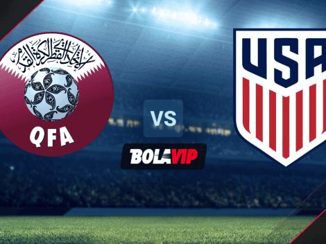 CÓMO VER EN VIVO: Qatar vs. Estados Unidos por la Copa Oro?