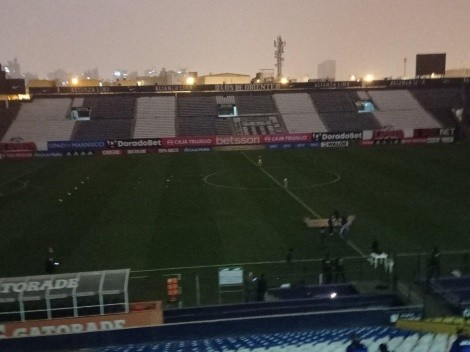 Insólito: final de la Copa Bicentenario cambió de horario a minutos de su inicio