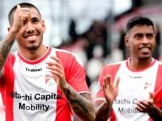 Expectativa: gerente deportivo de Emmen habló del futuro de Sergio Peña y Miguel Araujo