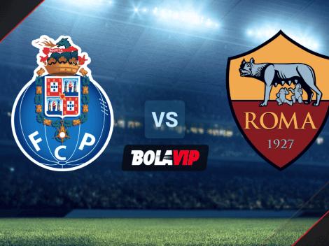 A qué hora juega Porto vs. Roma por un partido amistoso