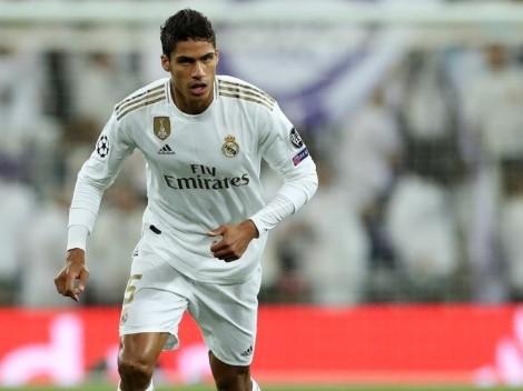 Varane y las ventas más caras del Real Madrid