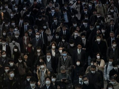 Récord de casos de Covid-19 en Tokio desde el comienzo de la pandemia