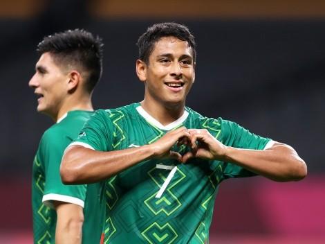 ¡Gol de México! Luis Romo amplía la ventaja ante Sudáfrica en Tokio