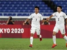 Kubo conduce a Japón a cuartos de final y elimina a Francia